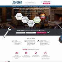Landing page - Расчёт, проектирование и монтаж инженерных систем